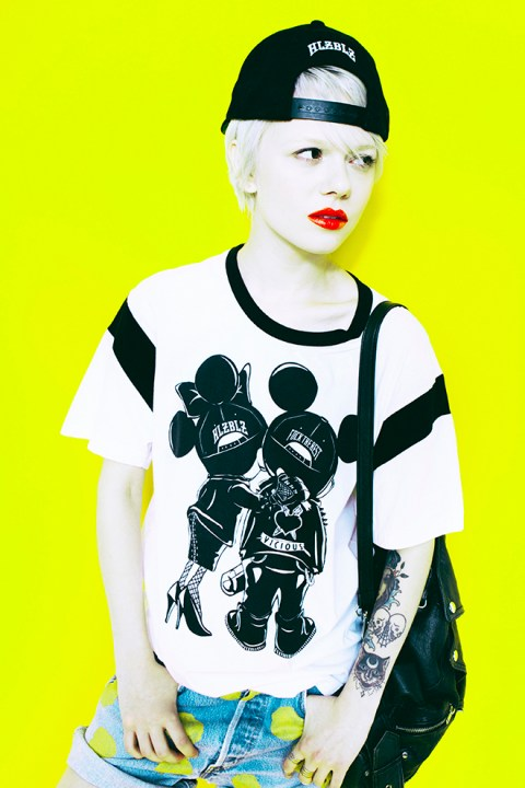 Image of Hellz Bellz 2014 Spring/Summer Lookbook