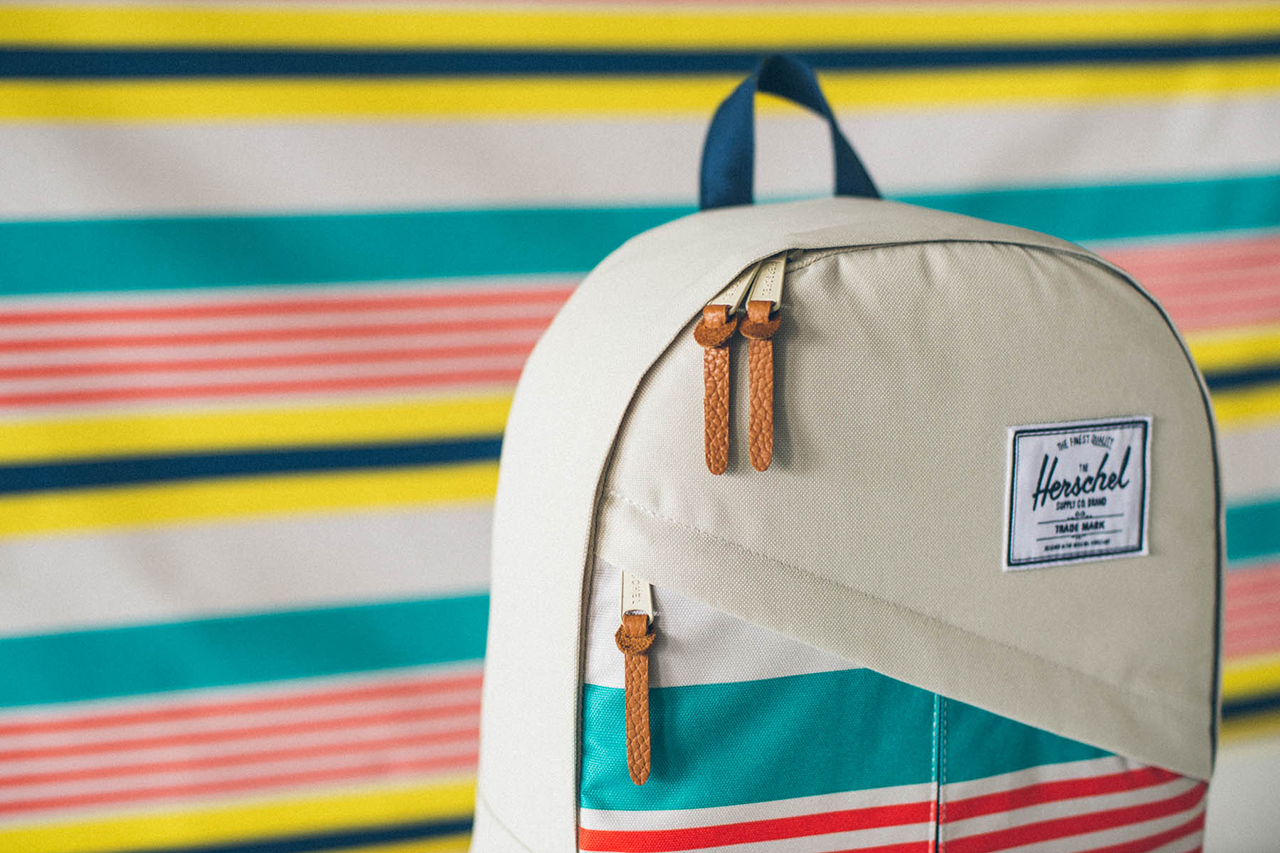 "Image of Herschel Supply Co. 2014 Summer ""Malibu"" Collection"
