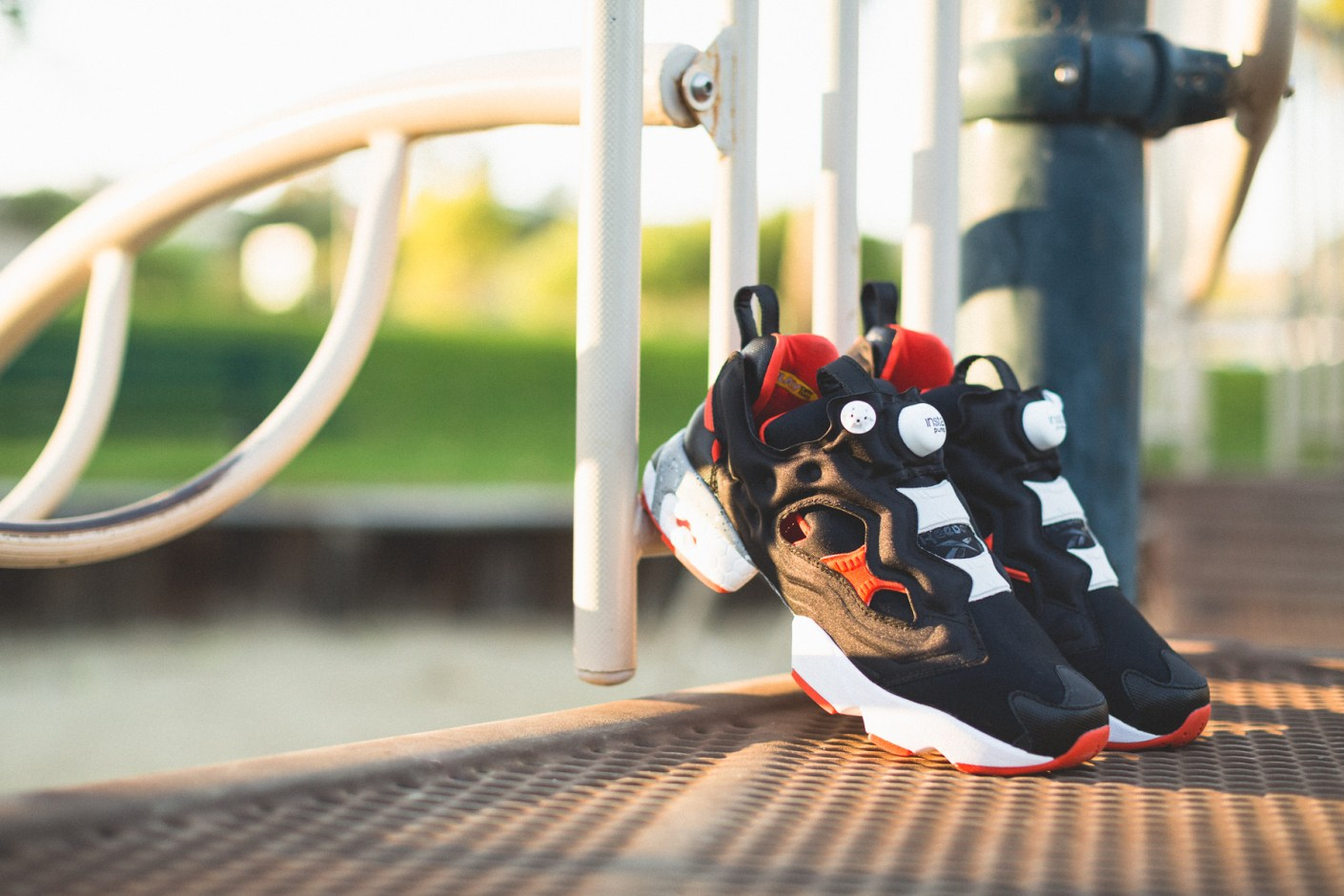 Image of Highs and Lows x Reebok Instapump Fury 20th Anniversary