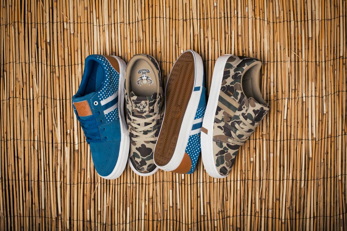 Image of HUF 2014 Summer Footwear