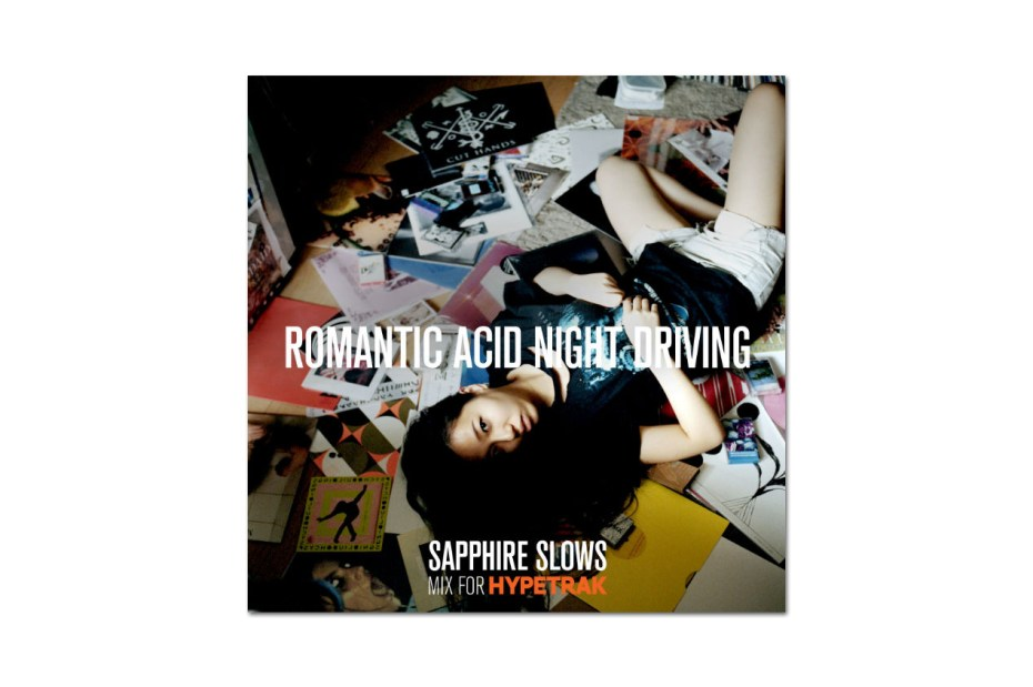 "Image of HYPETRAK Mix: Sapphire Slows – ""Romantic Acid Night Driving"""