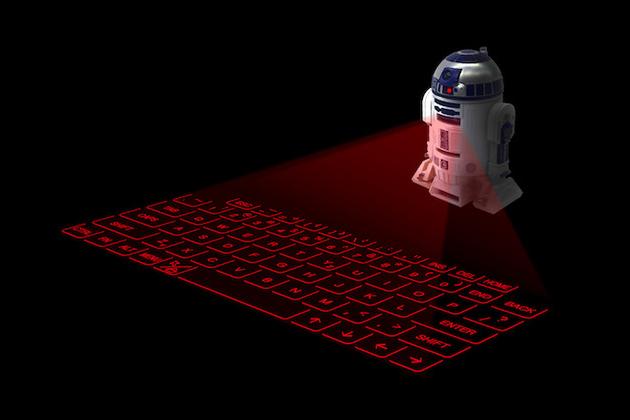 Image of amadana imp. R2-D2 Virtual Keyboard