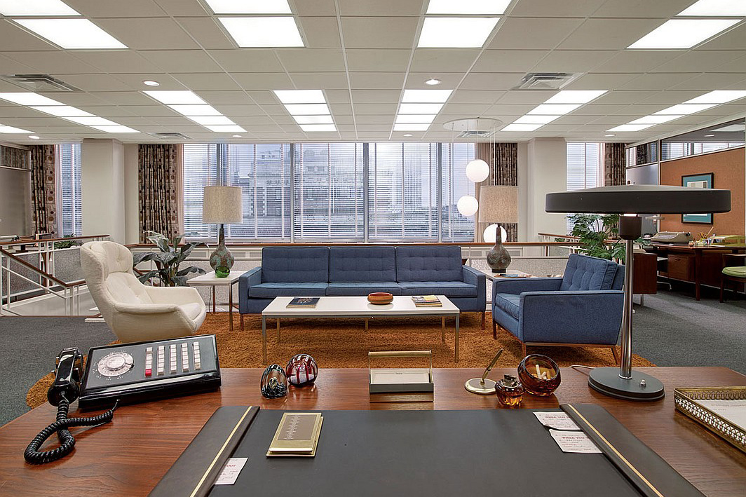 Image of Inside the Set Designs of Mad Men