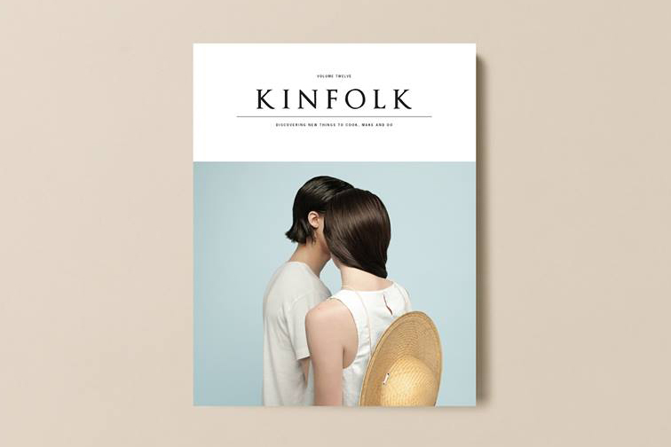 "Image of Kinfolk Magazine Issue 12: ""The Saltwater Issue"""
