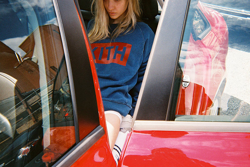 "Image of Kith 2014 Spring/Summer ""Now Come To Me"" Editorial"