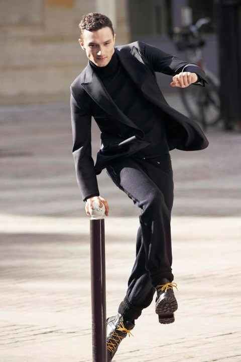Image of Hermès 2014 Fall/Winter Lookbook