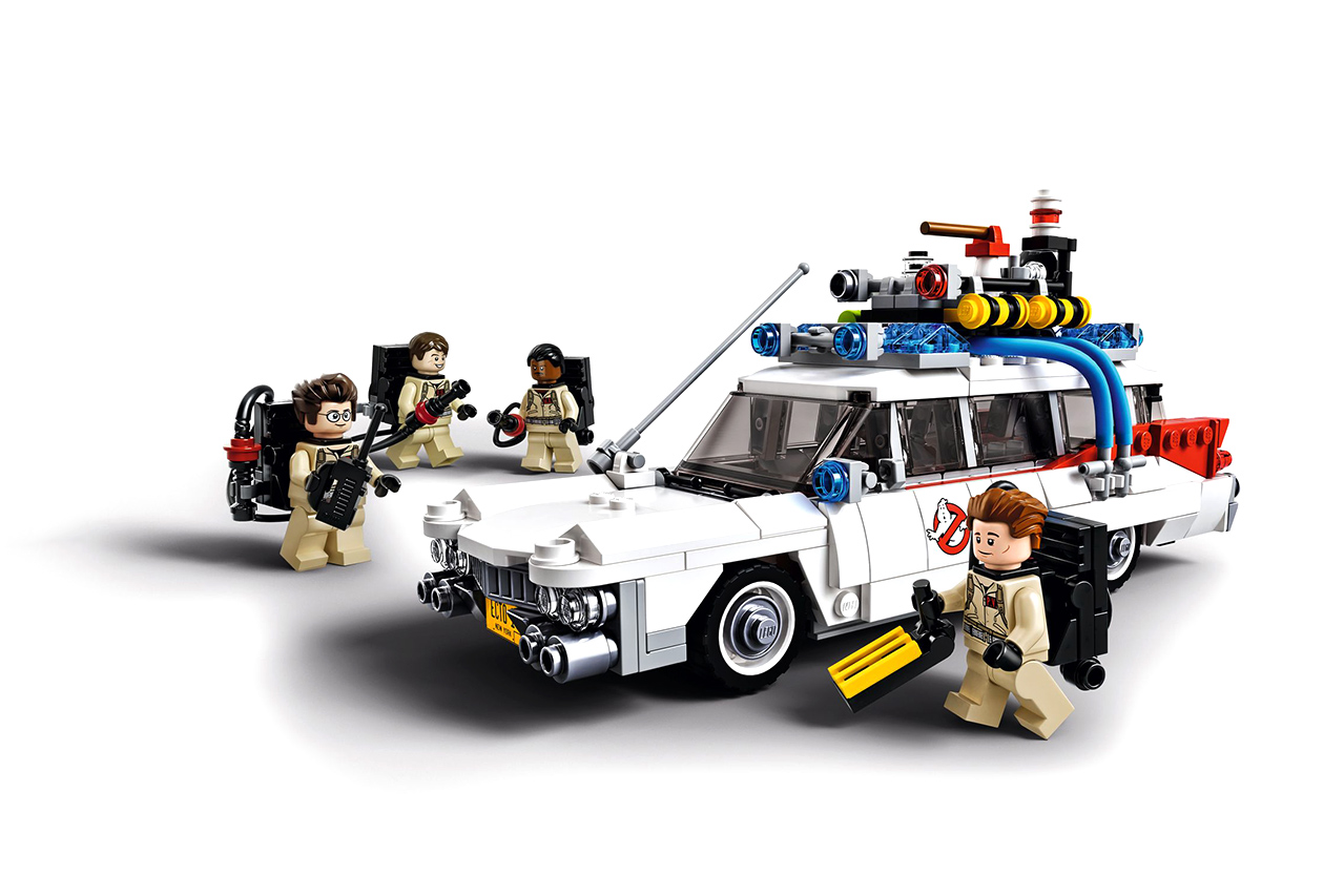 Image of LEGO 'Ghostbusters' 30th Anniversary Set