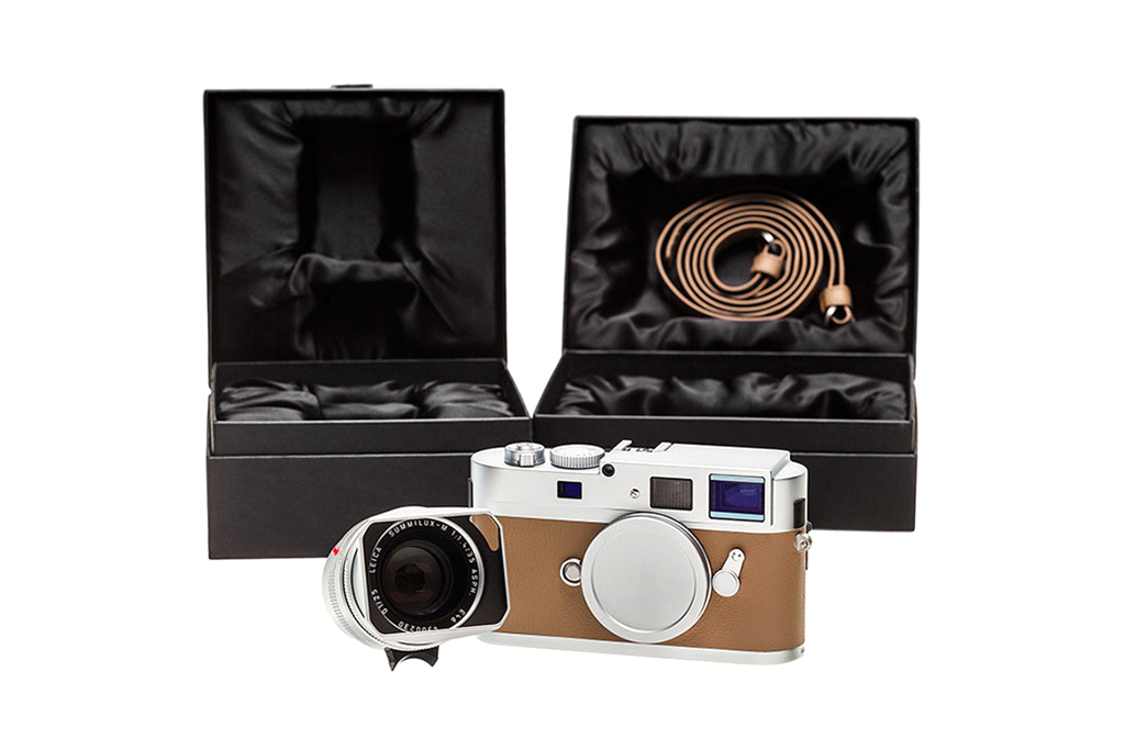 Image of Leica Monochrom Silver Anniversary Edition