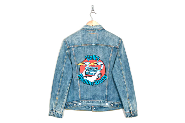 Image of Jim Phillips x Levi's 2014 Spring/Summer Collection