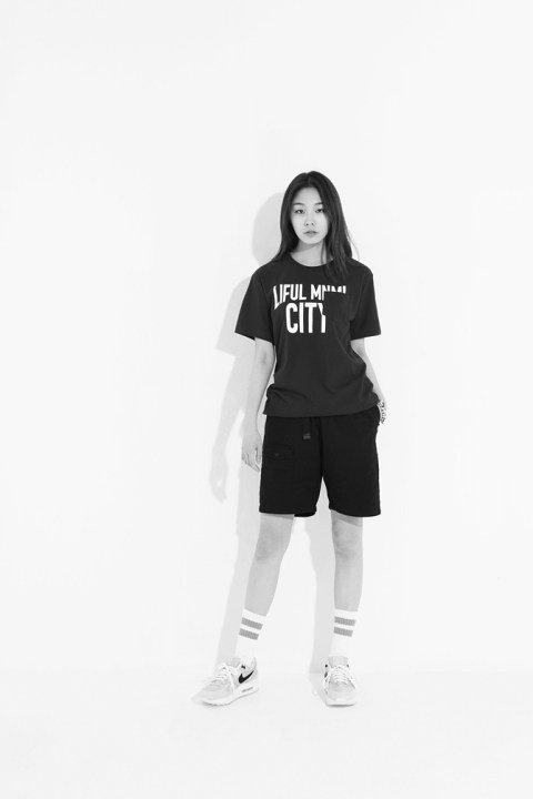 "Image of LIFUL 2014 Summer ""Minimal City"" Lookbook"