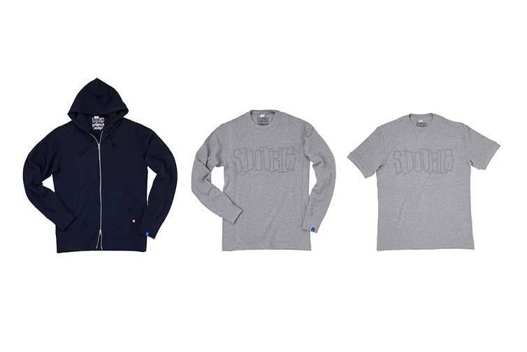 Image of Loopwheeler x S/DOUBLE 2014 Spring/Summer Collection