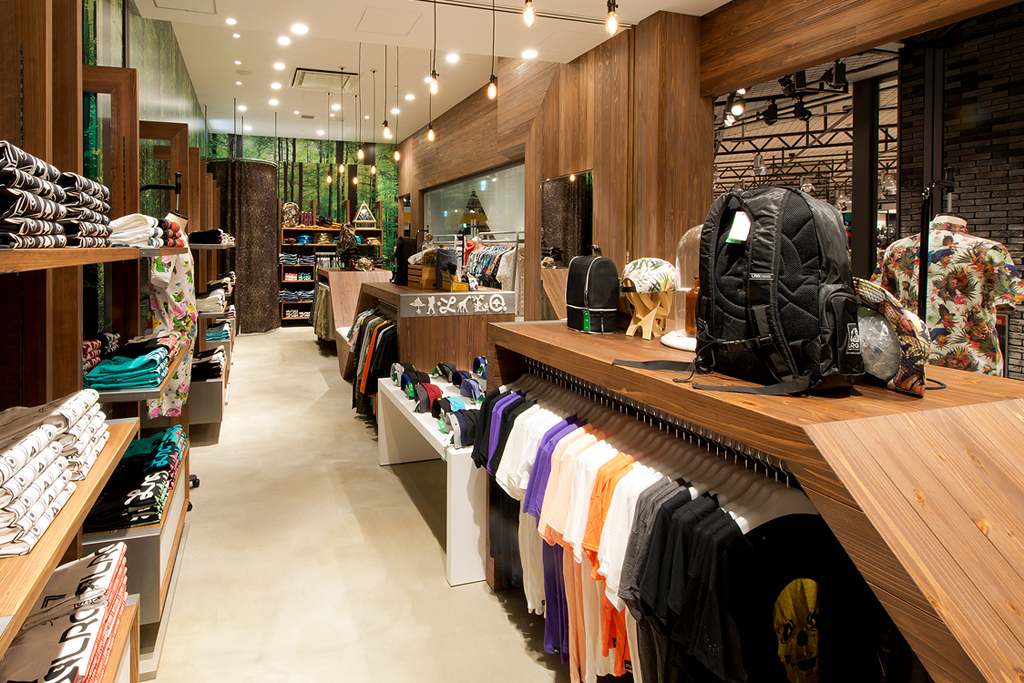Image of LRG Japan Opens First Location