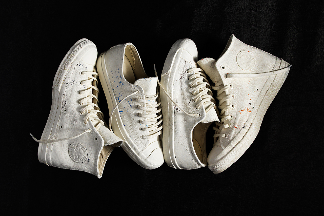 Image of Maison Martin Margiela x Converse First String 2014 Spring/Summer Collection