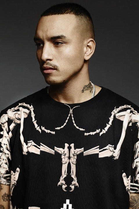 Image of Marcelo Burlon County of Milan 2014 Fall/Winter Lookbook