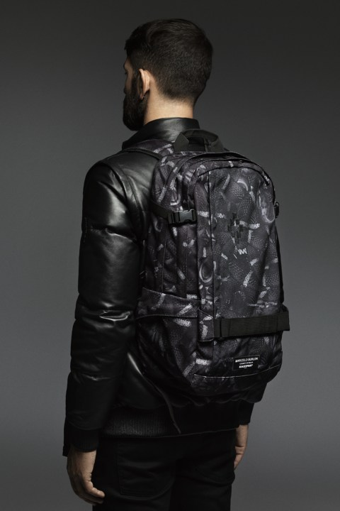 Image of Marcelo Burlon County of Milan for Eastpak 2014 Spring/Summer Collection