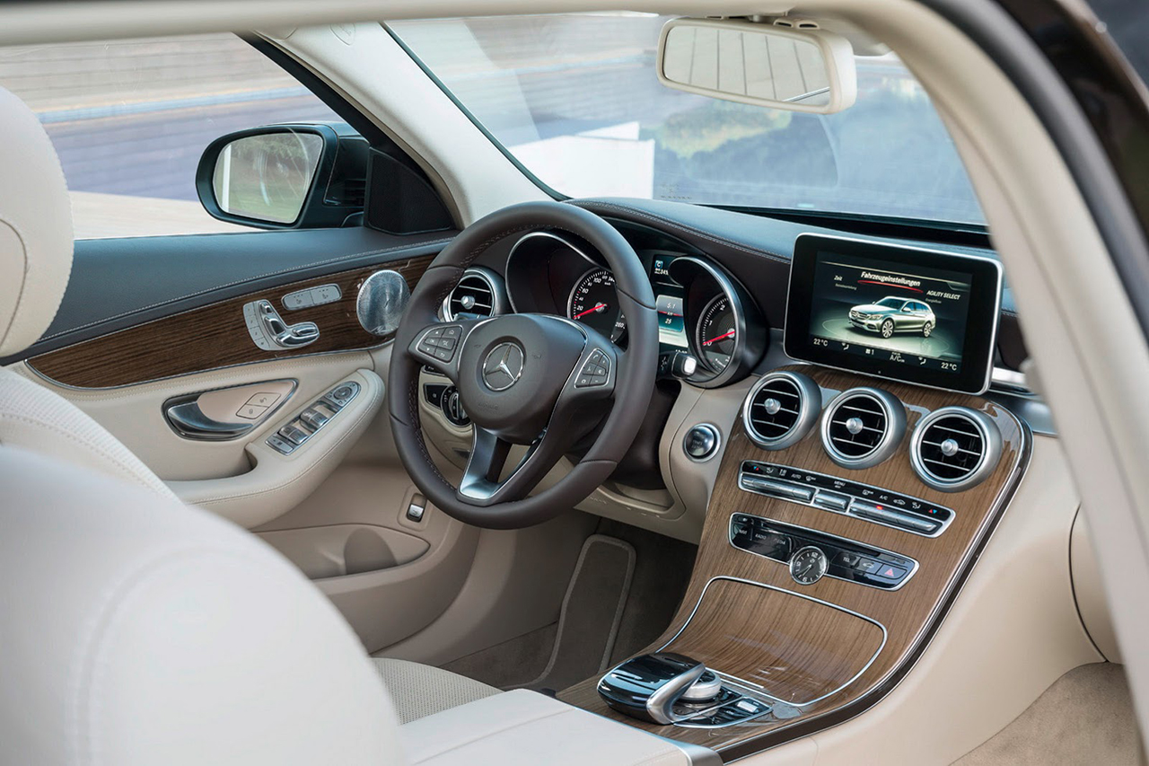 Image of Mercedes-Benz 2015 C-Class Estate