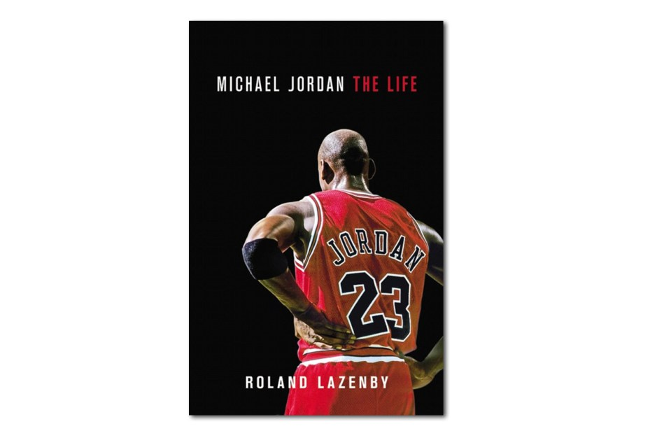 Image of Michael Jordan: The Life by Roland Lazenby