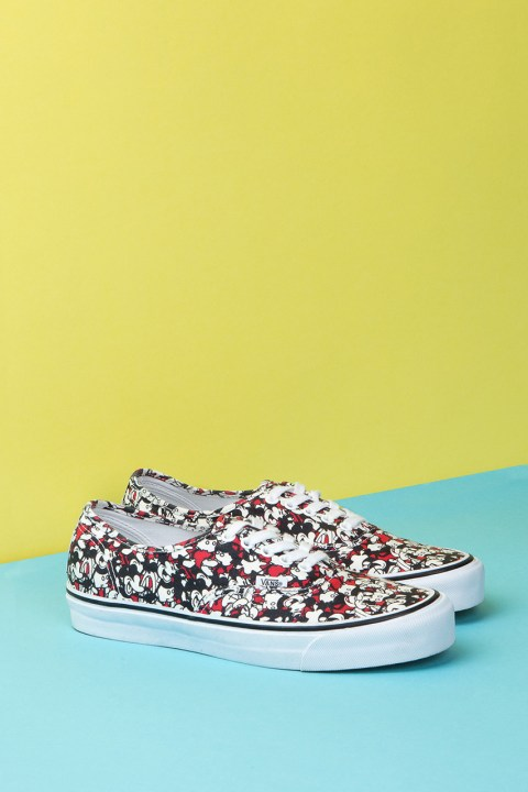 Image of Mickey Mouse x Opening Ceremony x Vans Capsule Collection