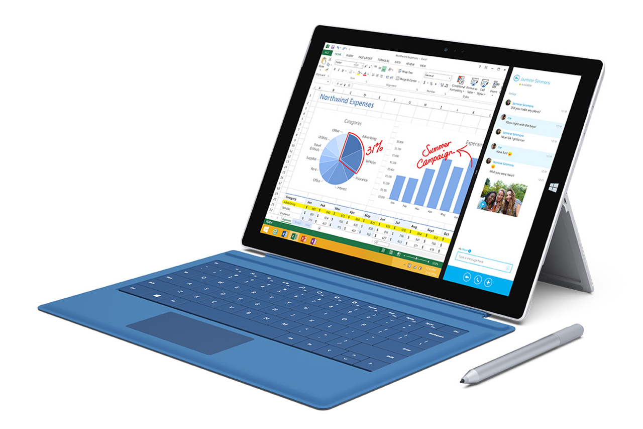 Image of Microsoft Unveils the Surface Pro 3
