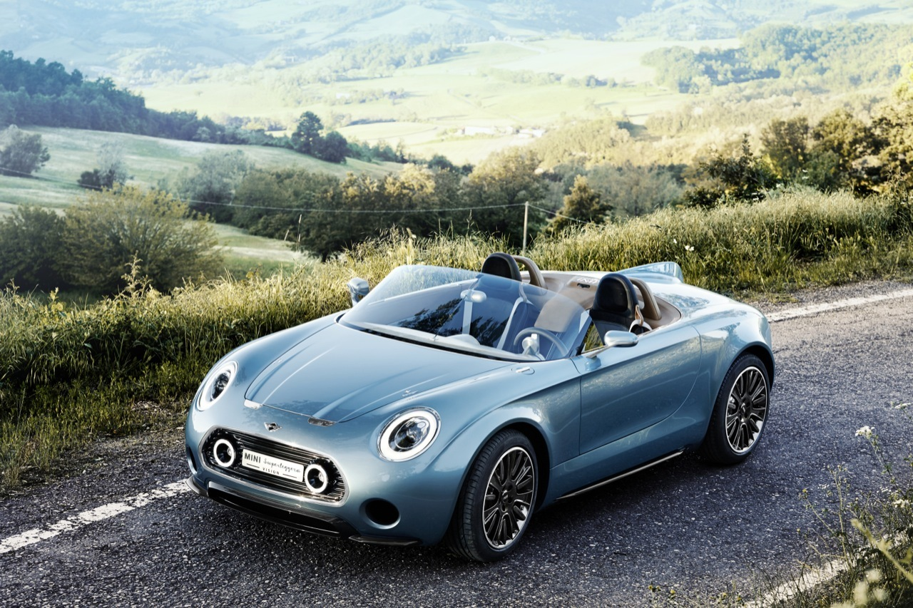 Image of MINI Superleggera Vision Concept