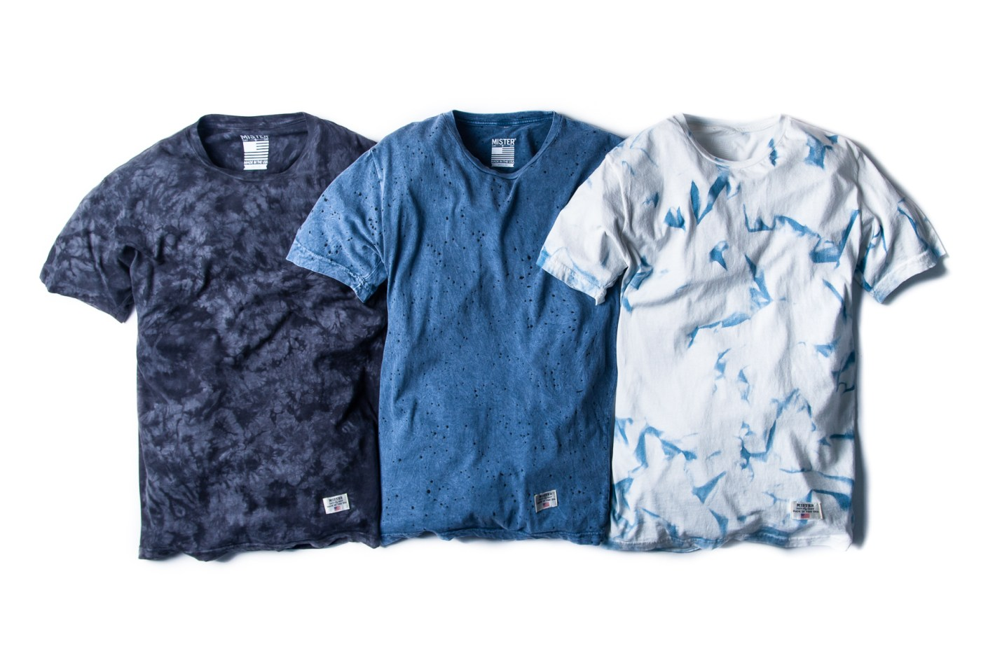 Image of Mister 2014 Patterned T-Shirt Collection