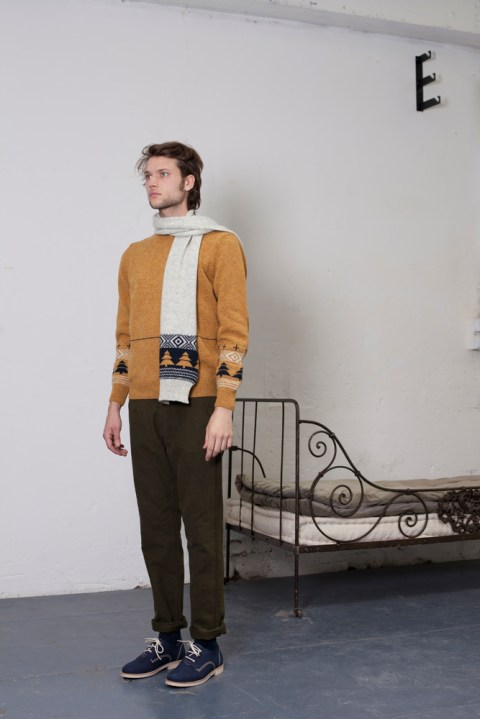 Image of Monsieur Lacenaire 2014 Fall/Winter Lookbook