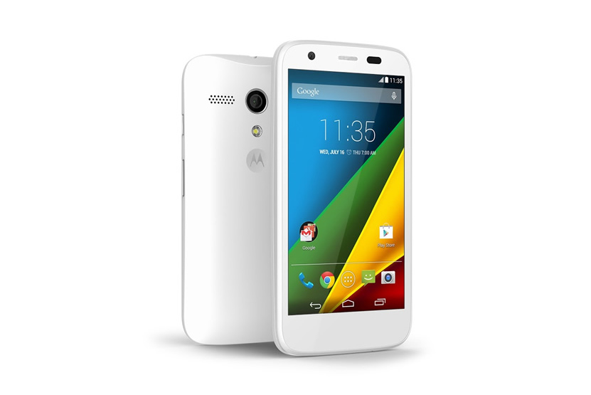 Image of Motorola Releases the Moto G 4G LTE