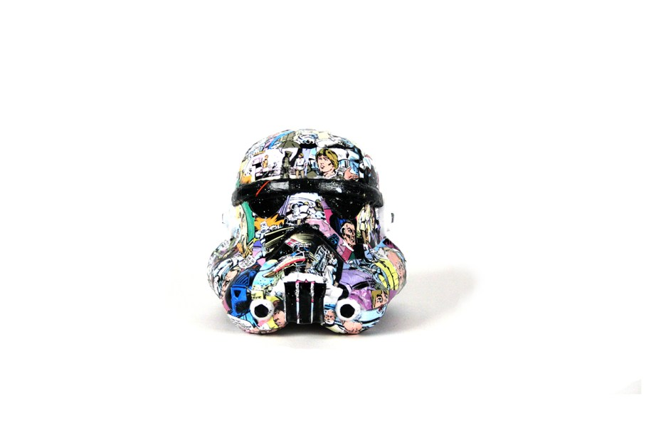 "Image of ""Star Wars Legion Art Show"" by Neff @ Robert Vargas Gallery"