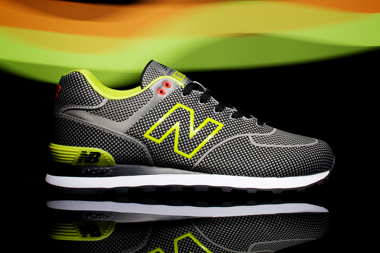 """Image of New Balance 2014 Summer 574 """"Woven"""" Pack"""