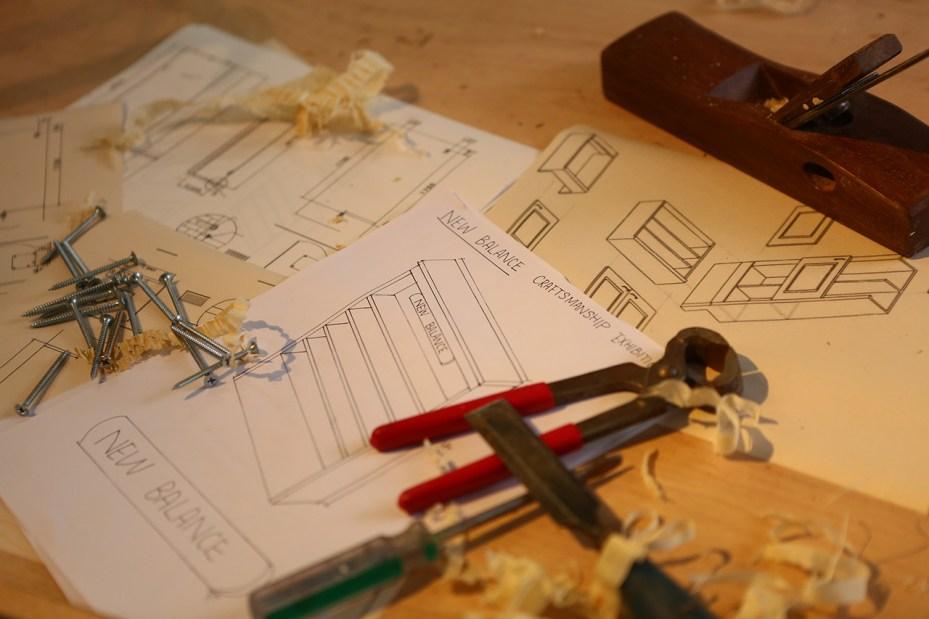 Image of New Balance Craftsmanship Hong Kong Exhibition