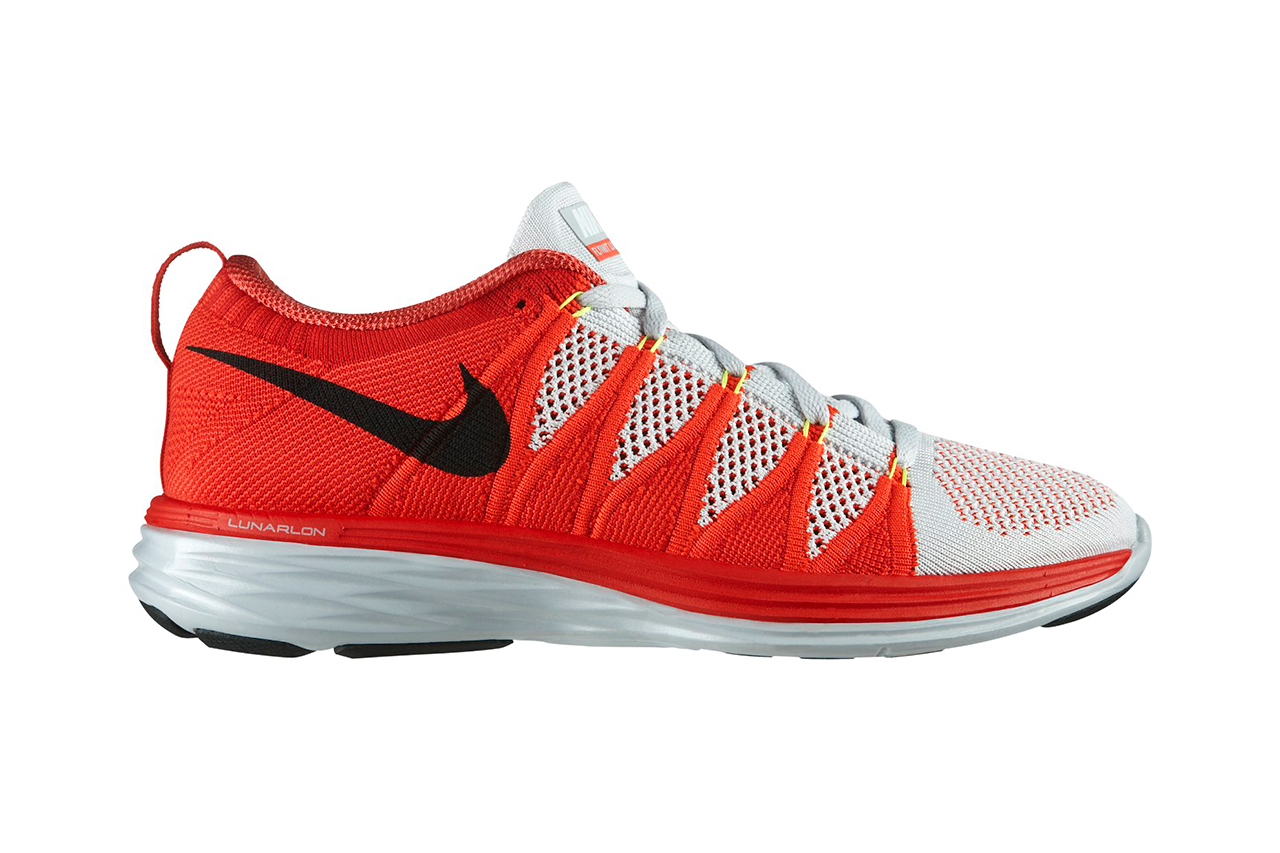 Image of Nike 2014 Summer Flyknit Lunar 2 Collection