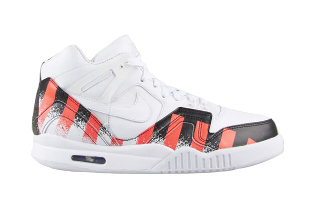 "Image of Nike Air Tech Challenge II ""French Open"""