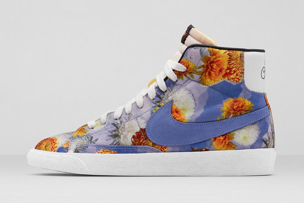 "Image of Nike Blazer Mid Premium Vintage ""Floral"" City Pack"