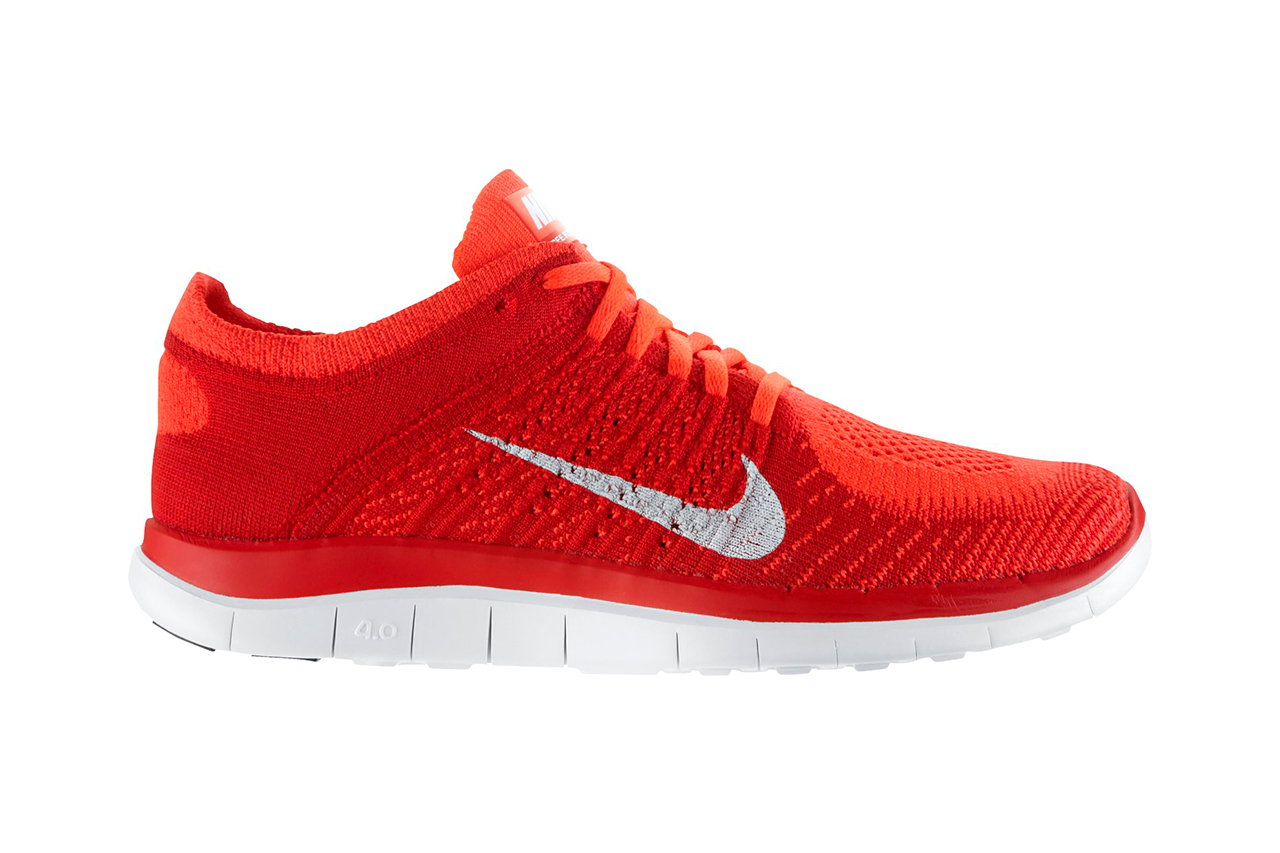 nike free 4 0 flyknit 2014 summer collection hypebeast. Black Bedroom Furniture Sets. Home Design Ideas