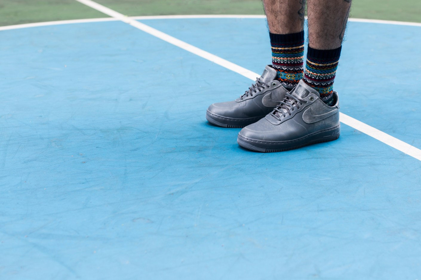 """Image of Nike x PPP """"On Court"""" Editorial"""