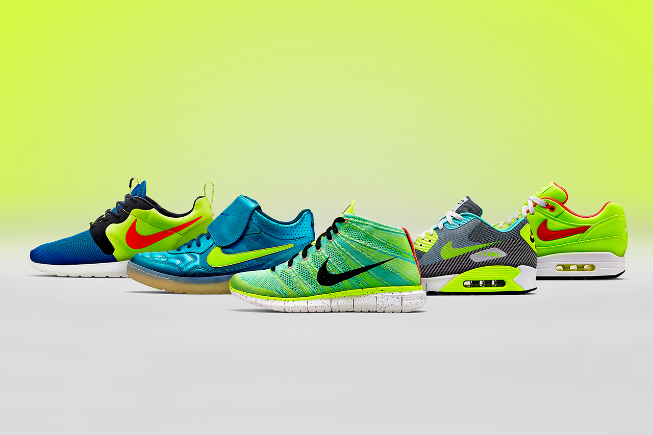 "Image of Nike Sportswear ""Mercurial"" and ""Magista"" Collections"