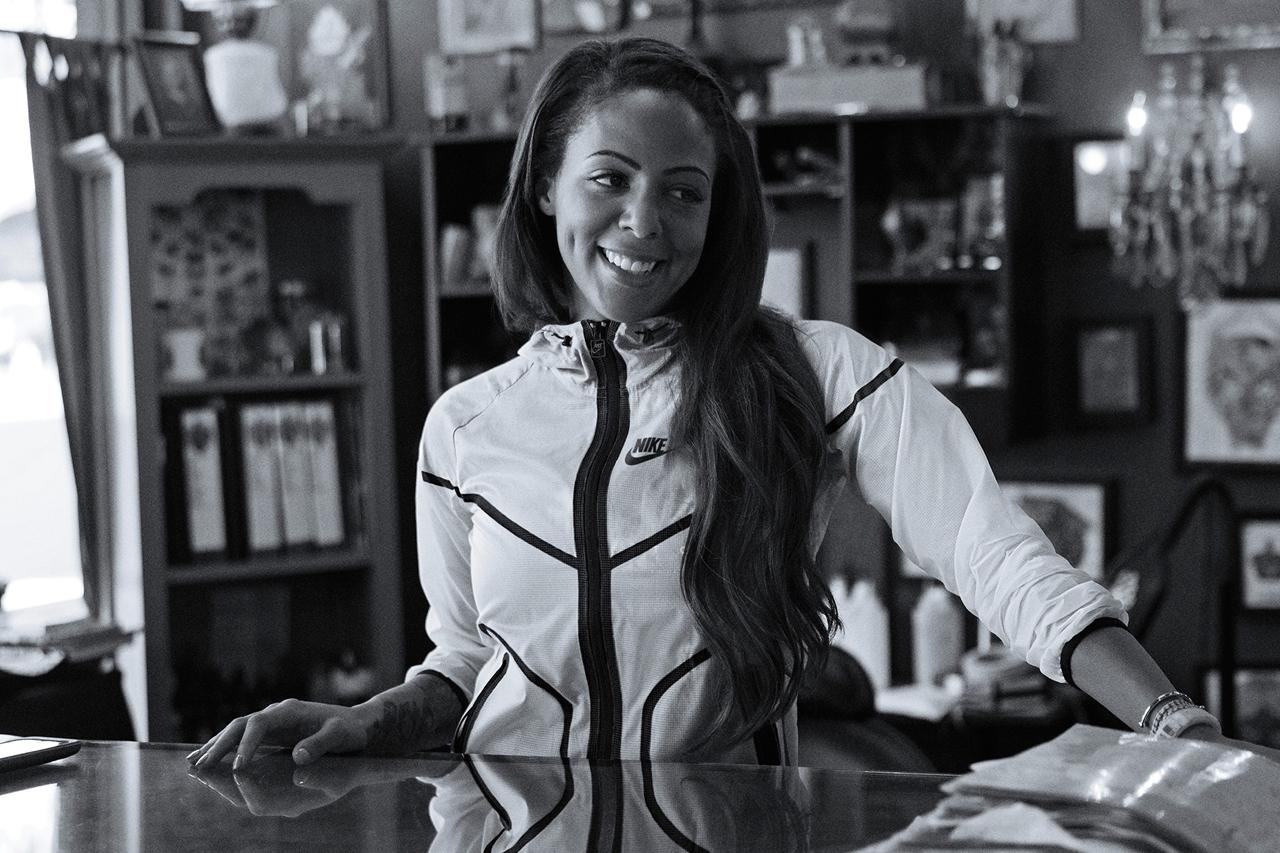 Image of Nike Tech Pack: Sydney LeRoux
