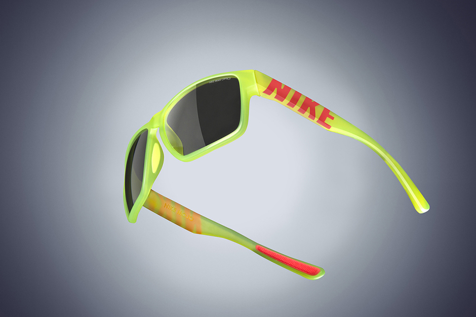 Image of Nike Vision 2014 Mojo 'Volt' Limited Edition Sunglasses