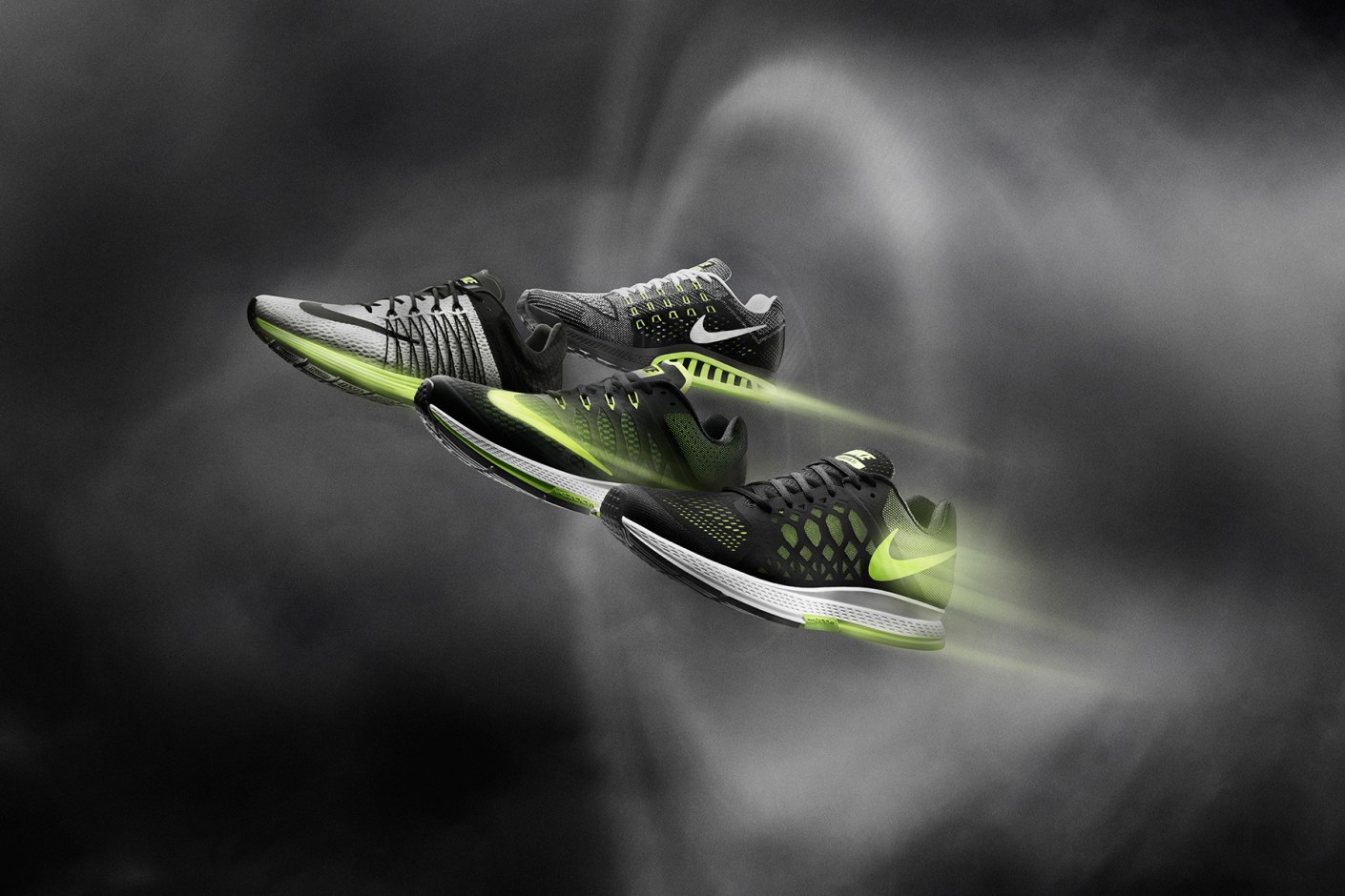 Image of Nike Running 2014 Spring/Summer Zoom Air Collection