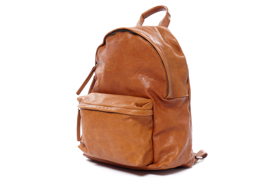 Image of nonnative x Officine Creative Italian Cow Leather Dweller Daypack