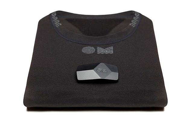 Image of OMsignal Biometric Shirt