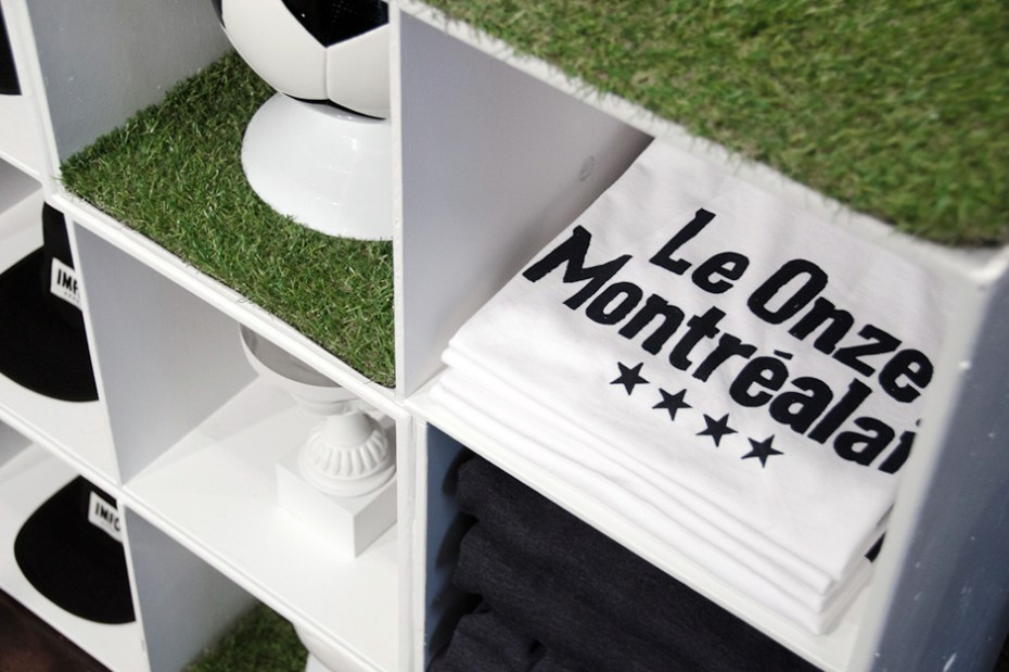 Image of OTH x Impact de Montréal Football Club Collection