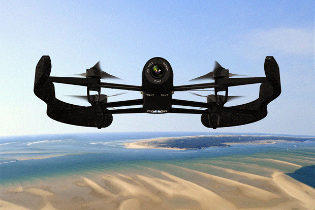 Image of Parrot Debuts its AR.Drone 3.0