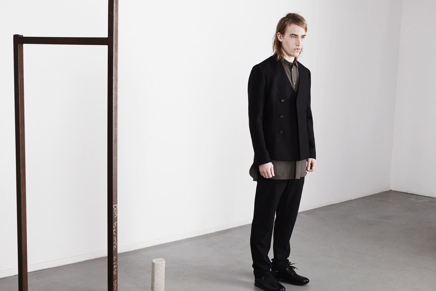 Image of PEIR WU 2014 Fall/Winter Lookbook