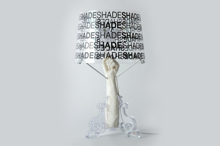 Image of Pharrell Williams x Kartell Bourgie Lamp
