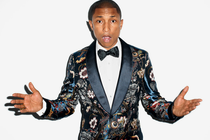 """Image of Pharrell's Launches New eBay Auction - """"FromOneHandToAnOTHER"""""""
