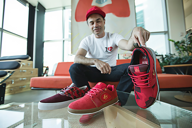 Image of Pierre André Sénizergues Talks the Return of éS Footwear