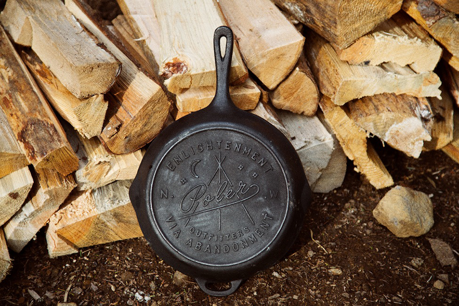Image of Poler Brings Good Cooking Outdoors with 'The Skillet'