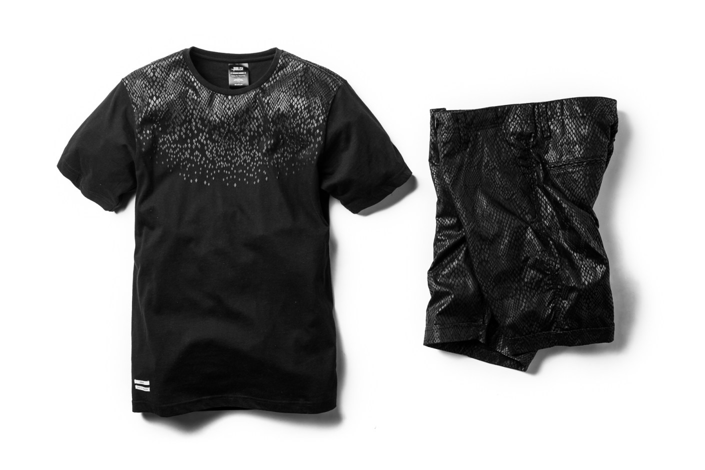 """Image of Publish Brand 2014 Spring Collection """"Snakeskin"""" Print"""