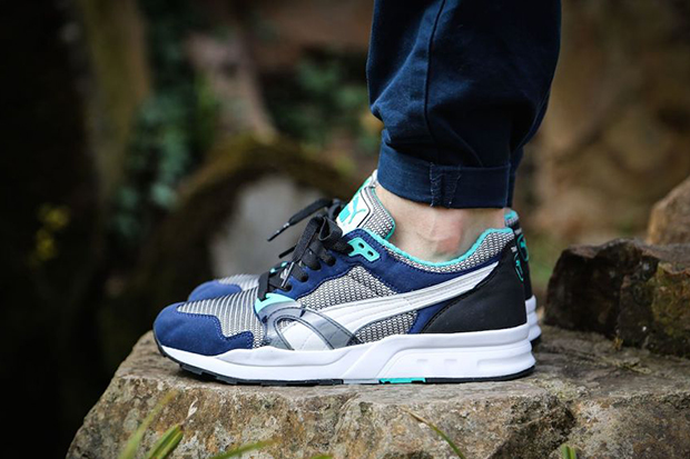 Image of PUMA 2014 Fall/Winter Trinomic XT1 Plus Collection